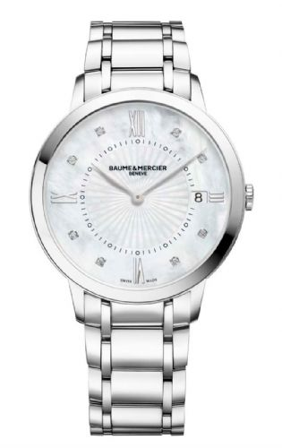 BAUME & MERCIER Classima Diamond Ladies Watch 10225